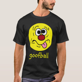 Weird Smiley Face Grumpey T-Shirt