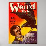 Weird Tales Comic Poster September4