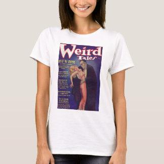 Weird Tales Vampire Comic Book T-Shirt