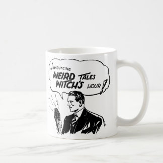 Weird Tales Witches Hour Coffee Mug