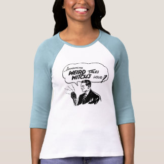 Weird Tales Witches Hour T-Shirt