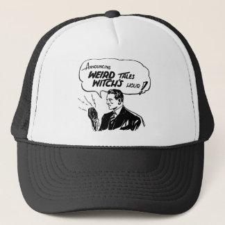 Weird Tales Witches Hour Trucker Hat