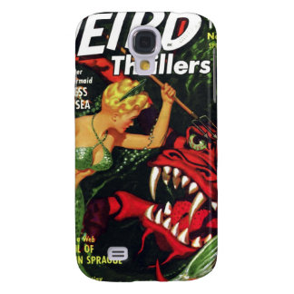 Weird Thrillers - Princess of the Sea Galaxy S4 Case