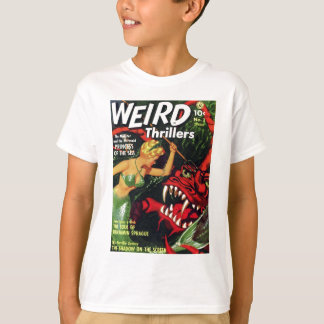 Weird Thrillers - Princess of the Sea T-Shirt