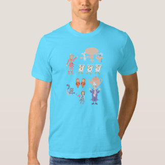 Weird Wacky Wonderful Wonderland T Shirts