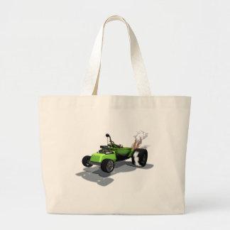 Weird Wheels Thing Mobile Bag