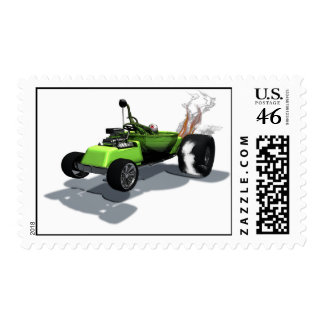 Weird Wheels Thing Mobile Postage