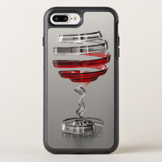 Weird Wine Glass OtterBox Symmetry iPhone 8 Plus/7 Plus Case