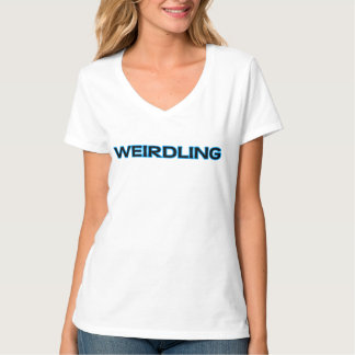 Weirdling Logo Tee