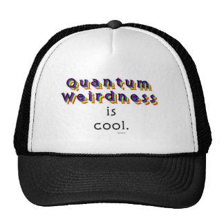 Weirdness de Quantum Gorros Bordados