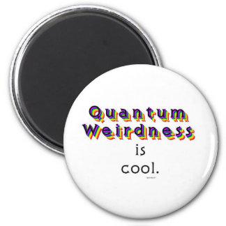 Weirdness de Quantum Imán Redondo 5 Cm