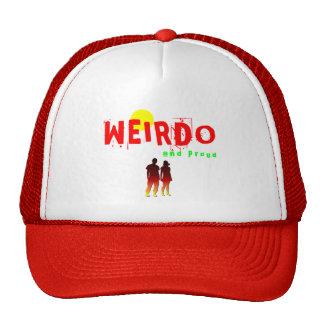 Weirdo and Proud Trucker Hat
