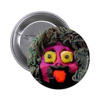 Weirdo - button pin