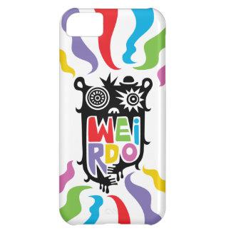 Weirdo iPhone 5 case