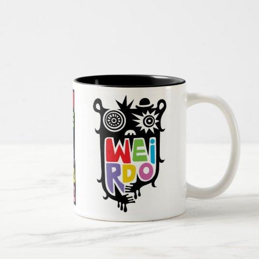 Weirdo mug