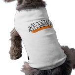 Weirdos are more fun doggie t shirt