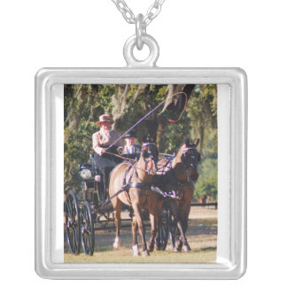 weirsdale fl carriage show personalized necklace