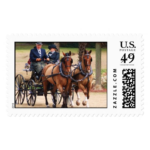 weirsdale florida carriage show stamp