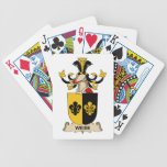 Weise Family Crest Bicycle Card Deck
