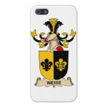 Weise Family Crest iPhone 5 Cases