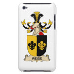 Weise Family Crest iPod Case-Mate Cases