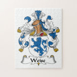 Weise Family Crest Puzzle