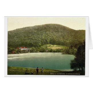 Weisenbecker Teich, Lauterberg (es decir mún Laute Felicitacion