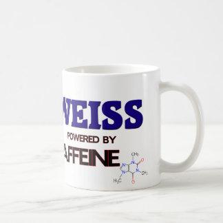 Weiss accionó por el cafeína taza clásica