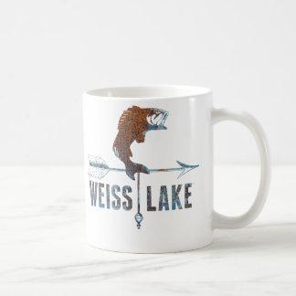 Weiss Lake Coffee Mug