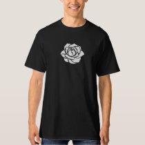 Weisse Rose T-Shirt