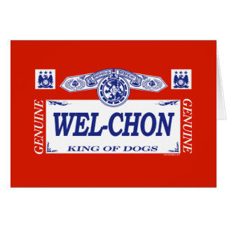 Wel-Chon Greeting Cards