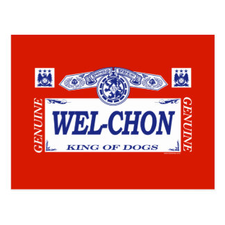 Wel-Chon Post Cards