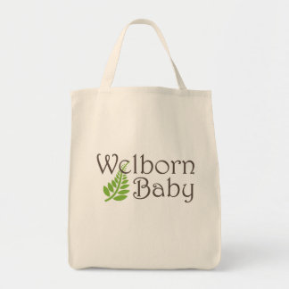 Welborn Baby Grocery Tote