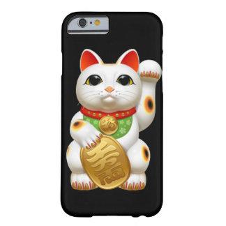 welc japonés del talismán del encanto del gato funda barely there iPhone 6