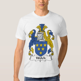 Welch Family Crest T-Shirt
