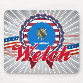 Welch, OK Mouse Pads
