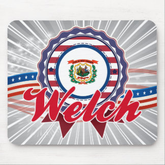 Welch, WV Mouse Pad