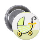 Welcome Baby or Baby Shower Button