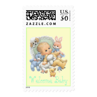 Welcome Baby Postage