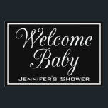 "Welcome Baby Sign<br><div class=""desc"">Welcome Baby</div>"