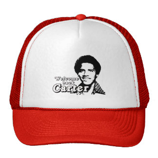 Welcome back Carter Trucker Hats