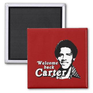 Welcome back Carter Magnet