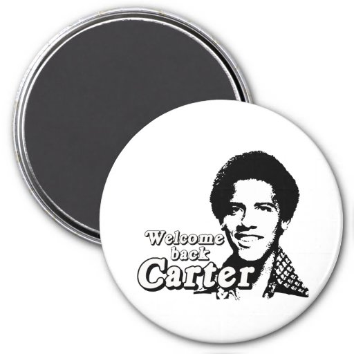 Welcome back Carter Magnets