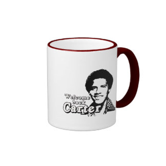Welcome back Carter Ringer Coffee Mug