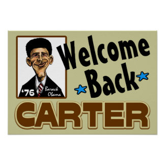 Welcome Back, Carter! Poster
