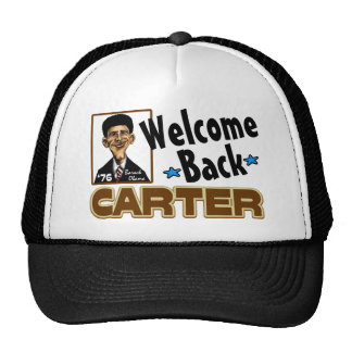 Welcome Back, Carter! Trucker Hat