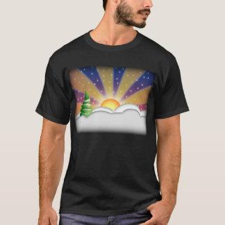 Welcome Back Sun, dark shirt