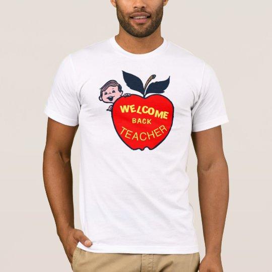 Welcome Back Teacher T-Shirt