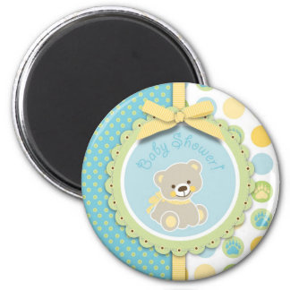 Welcome Bear Magnet 2