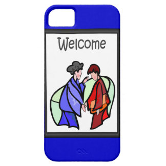 Welcome iPhone 5 Cases